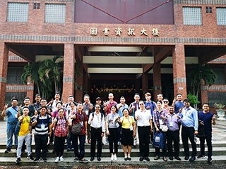 Making all-out effort to promote New Southbound academic exchange, the College of Engineering of National Chung Cheng University brought back the International Teachers Seminar Workshop to deepen the relationship with Southeast Asia